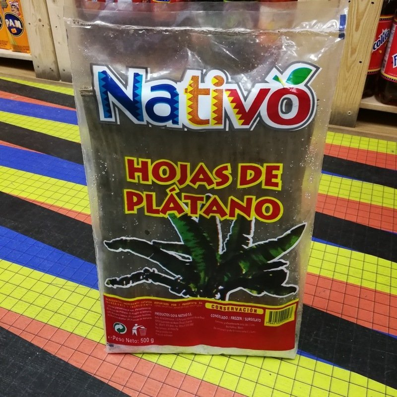Hojas Platano hallacas bollitos tamales Mandalo Spain Revista Venezolana 1