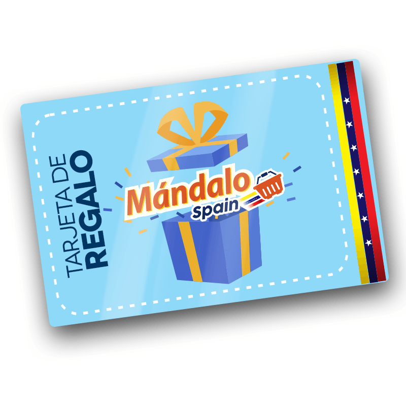 Gift card Mandalo