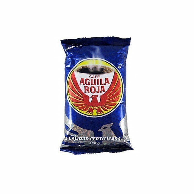 Cafe Aguila Roja 250Gr