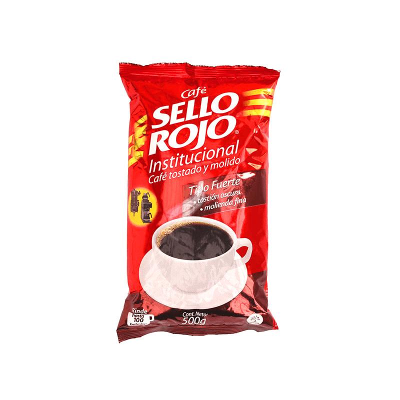 Cafe Sello Rojo 500g7702032252114 Mandalo Spain Revista Venezolana
