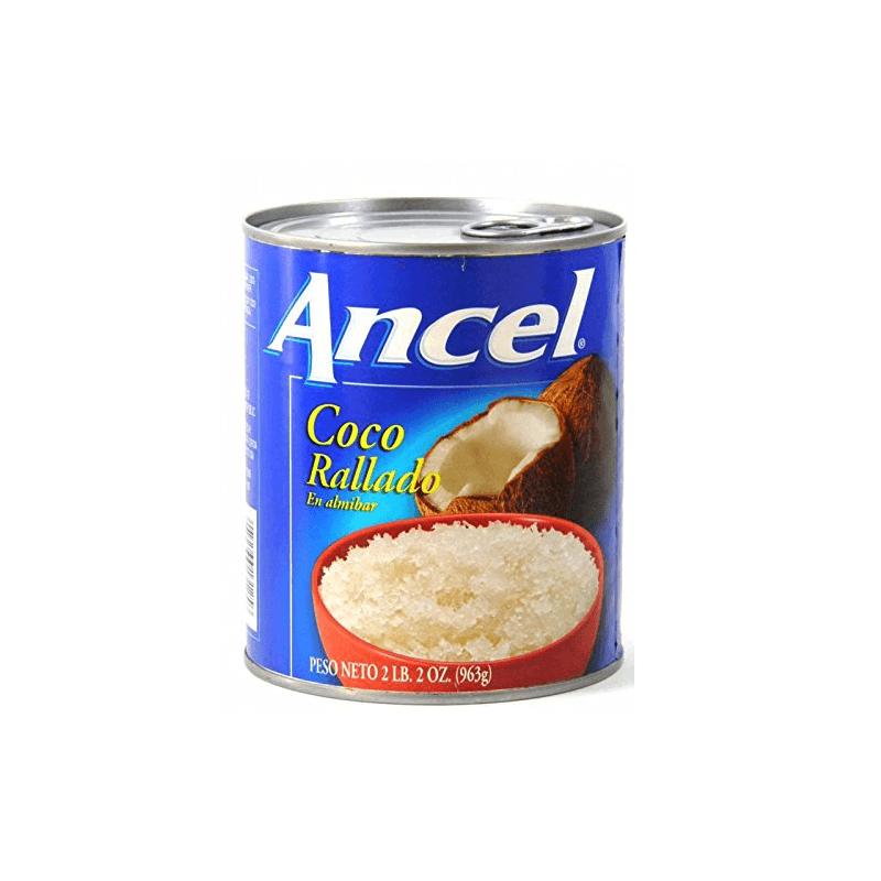 Coco Rallado Almibar 1