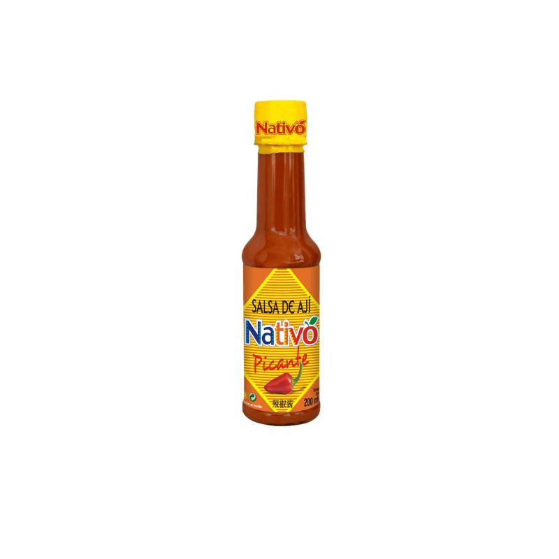 Salsa Aji Picante Nativo 200ml 7862100441731 Mandalo Spain