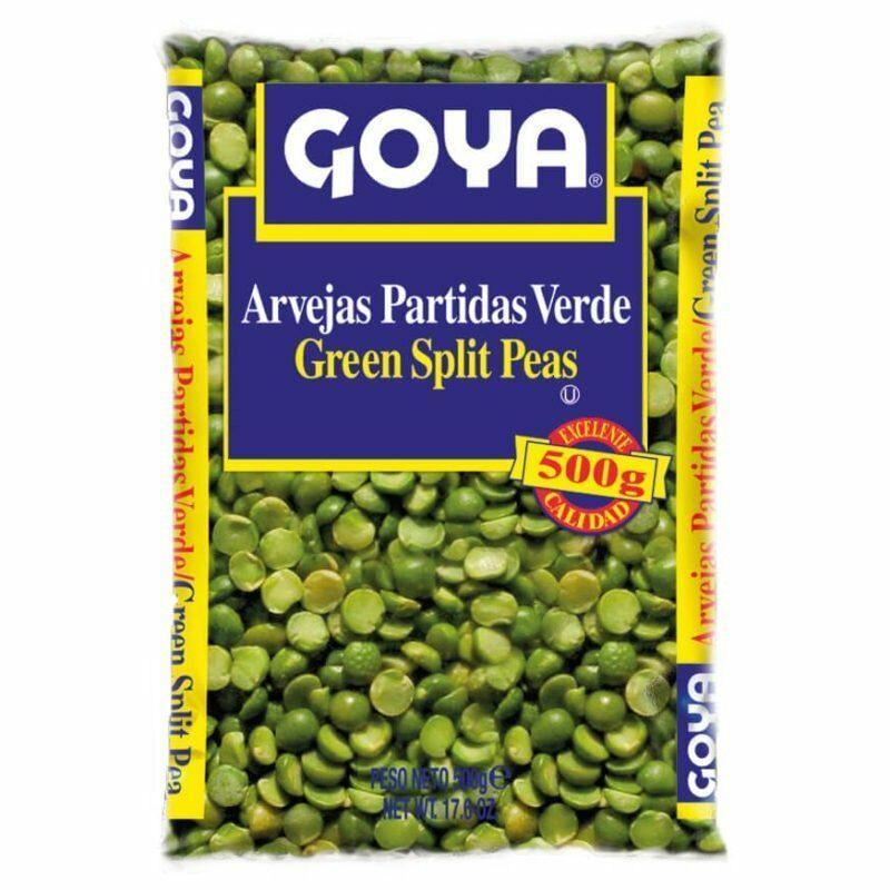 Arvejas Partidas Goya 1