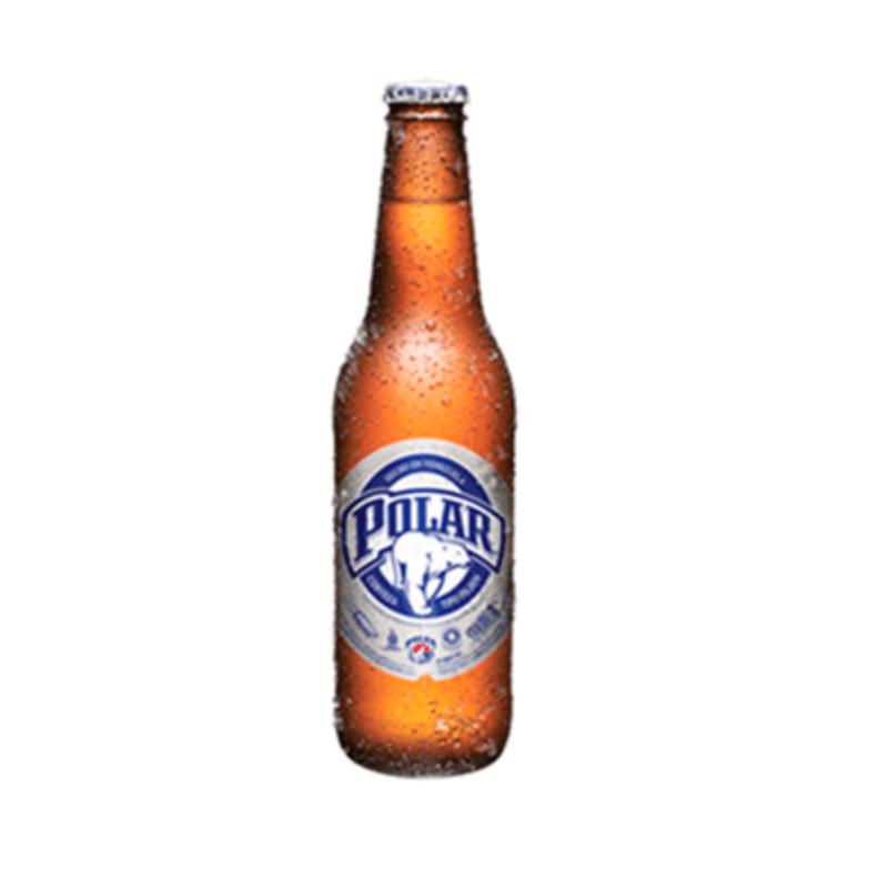Cerveza Polar Tercio Madrid