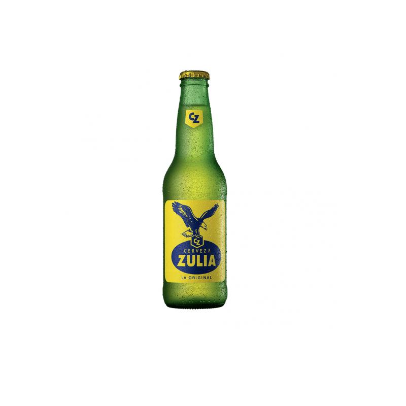 Cerveza Zulia envio