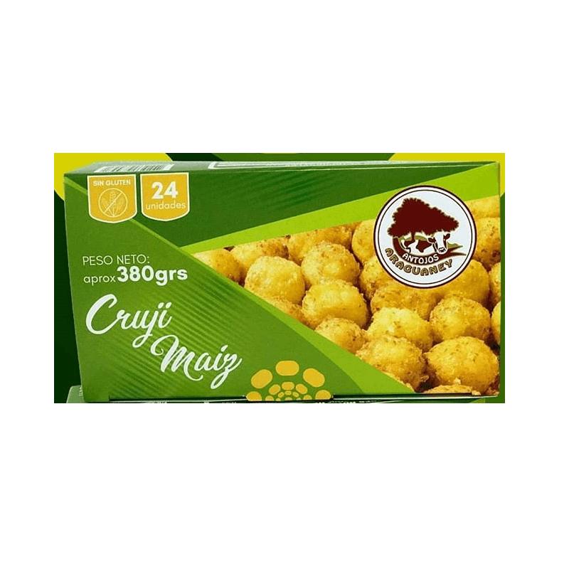Cruji Maiz Araguaney