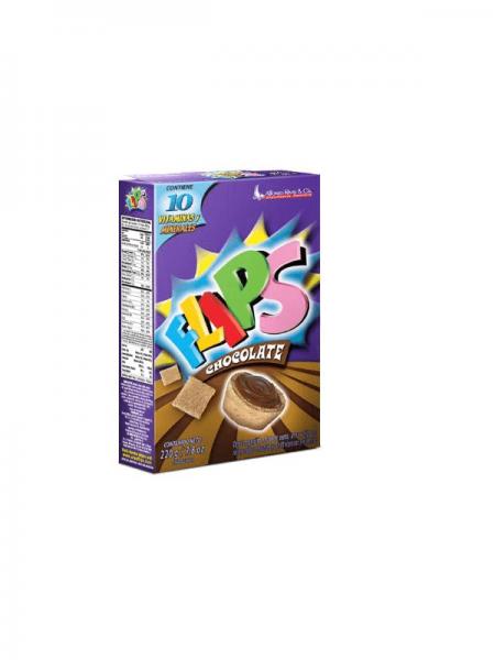 Flips de Chocolate