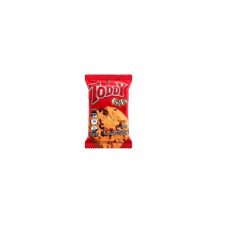 Galleta Toddy Chips