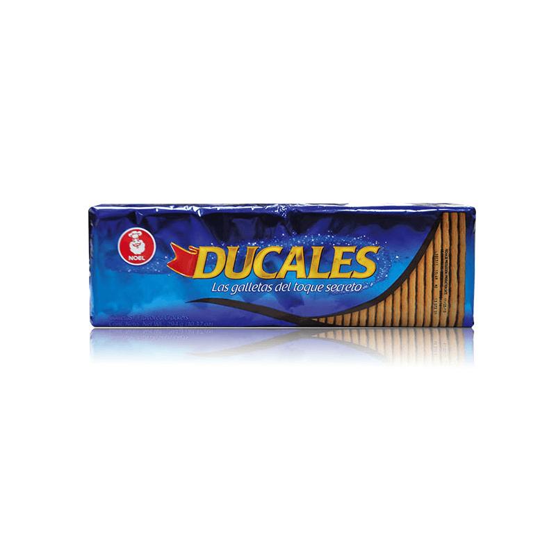Galletas soda Ducales