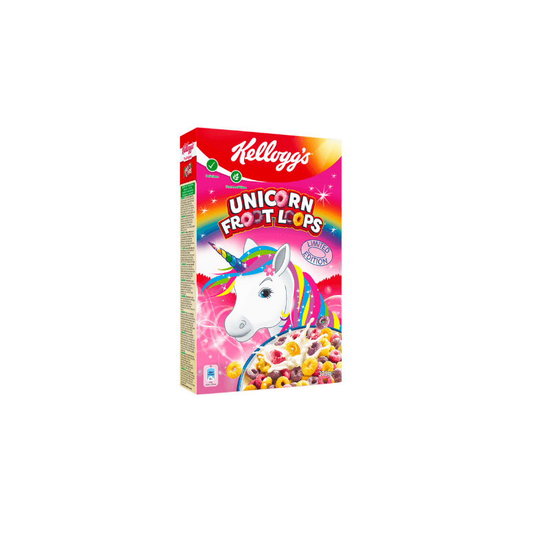 Kelloggs Froot Loops 1