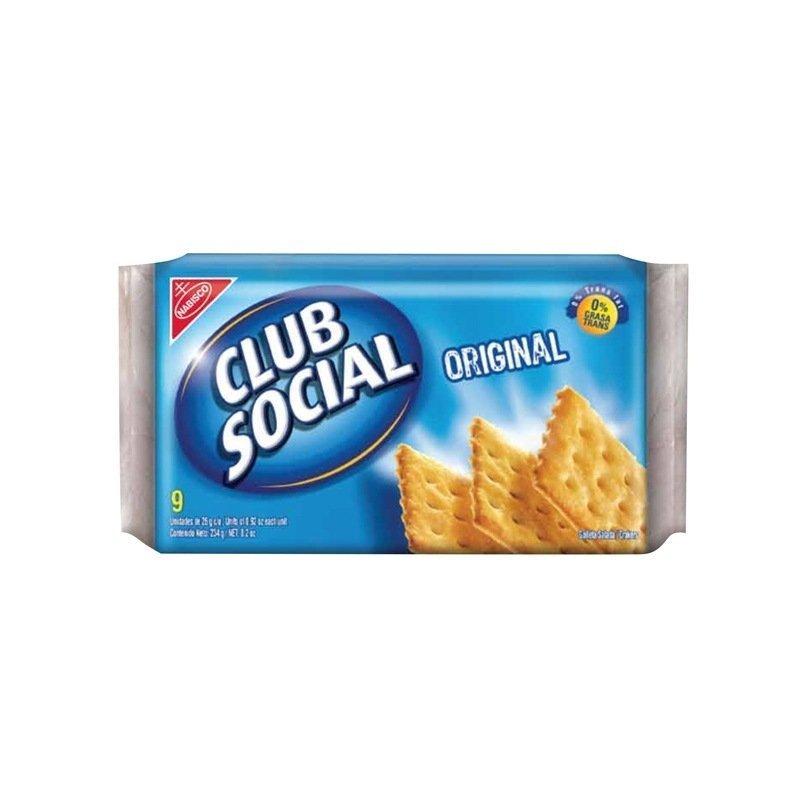 nabisco club social original