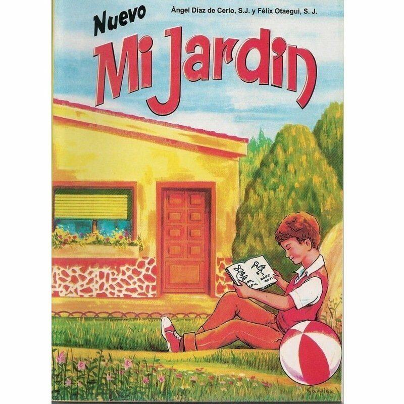Libro Mi Jardín