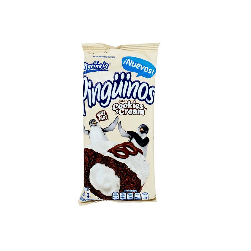 Pinguinos Cookies Cream 7705326088574 Mandalo Spain