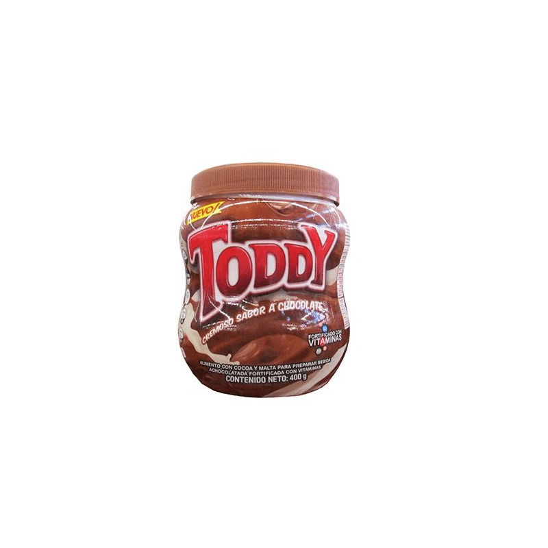 Toddy 400g colombiano Mandalo Spain Revista Venezolana