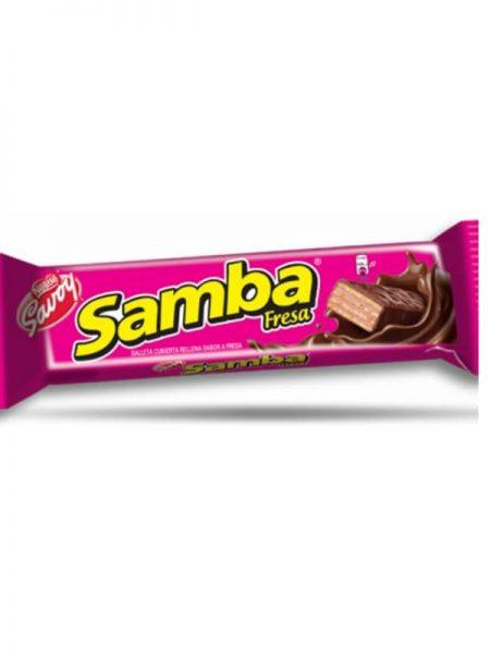 Samba de Fresa