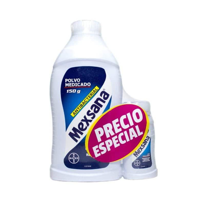 Talco Mexsana 150g Mandalo Spain e1550001585865