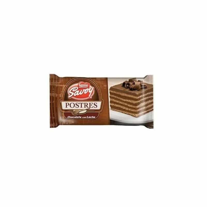 Chocolate Savoy Oscuro Postre 68119261 Mandalo Spain