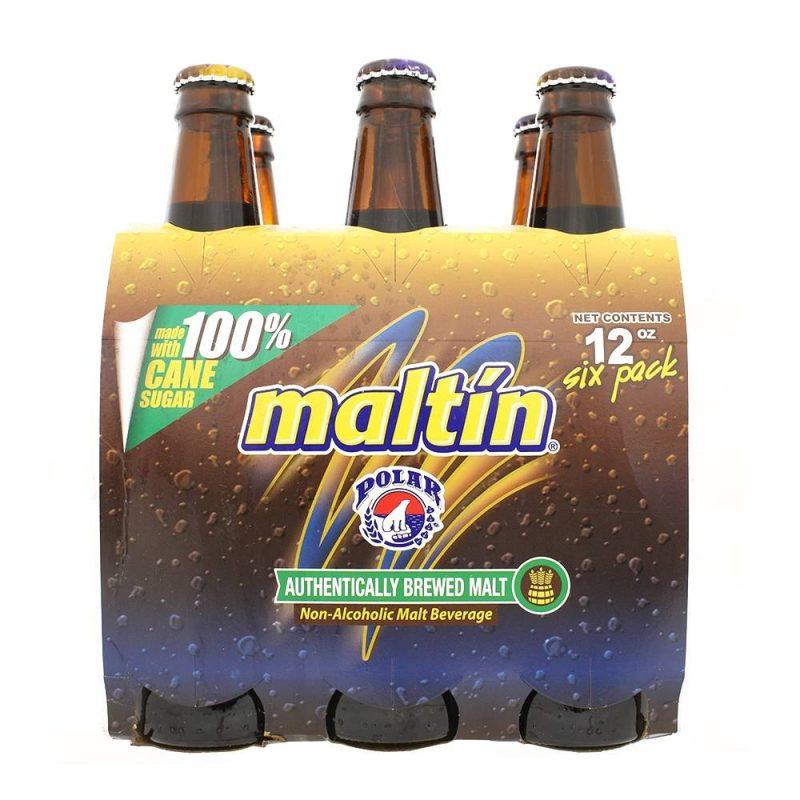 Malta Polar Botella