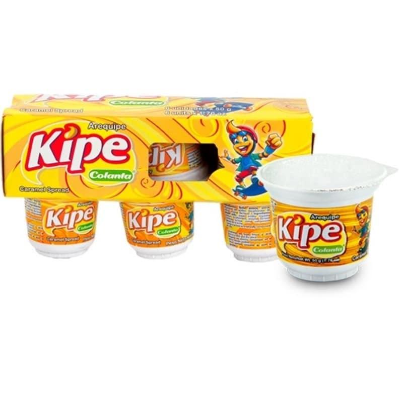 Arequipe Kipe 50g 665106040208 Pack6 Mandalo Spain