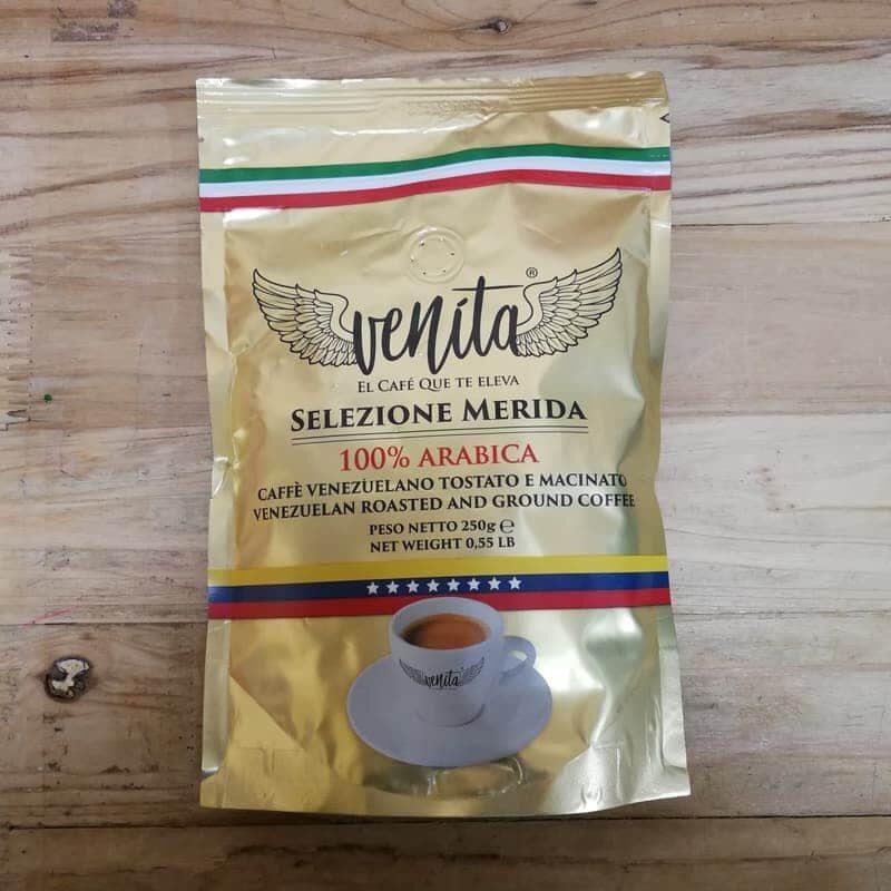 Cafe venezolano Venita 250gr 8056420360028 Mandalo Spain