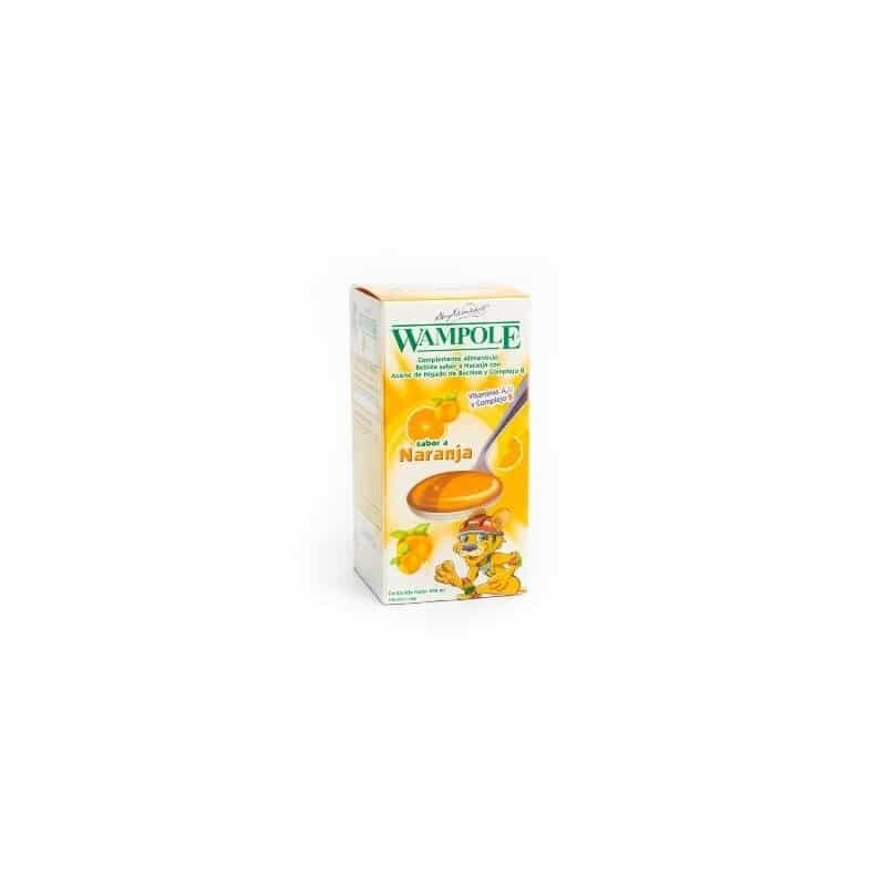 Wanpole Emulsion Naranja 7591309000608 Mandalo Spain