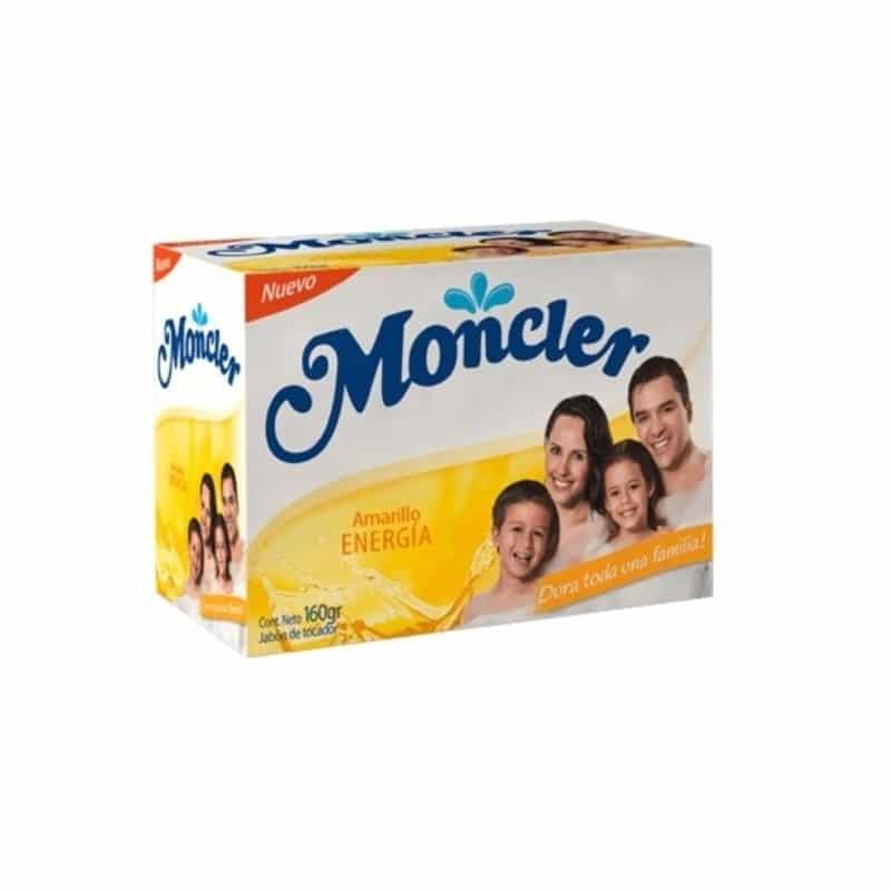 Jabon Moncler 90gr 7709209867799 Mandalo Spain