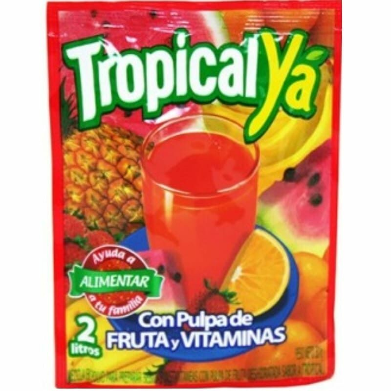 Tropical Ya 30gr instantaneo 7702354026592 Mandalo Spain