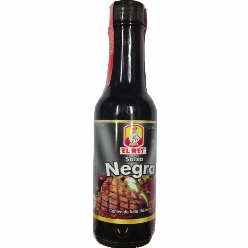 salsa negra el rey 155ml 7702175159042 Mandalo Spain