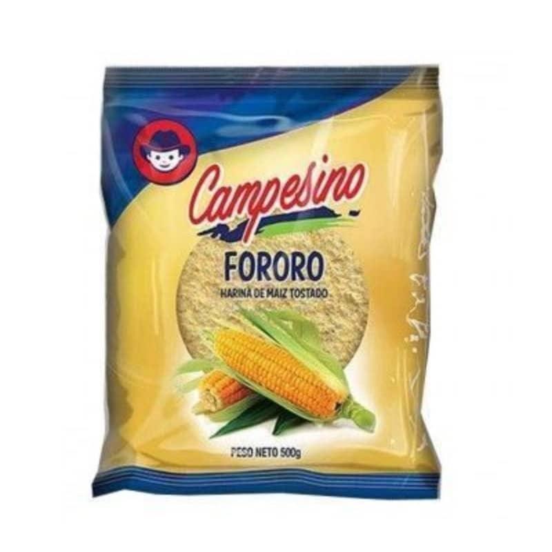 Fororo Campesino 500 gr Harina de Maíz Tostado