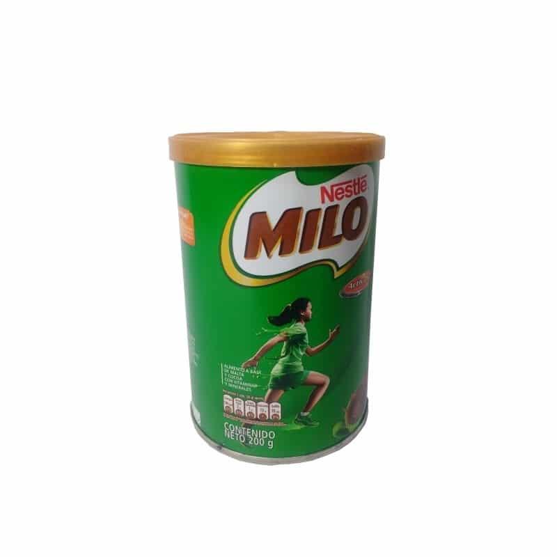 Milo Colombiano 200g 7702024003519 Mandalo Spain