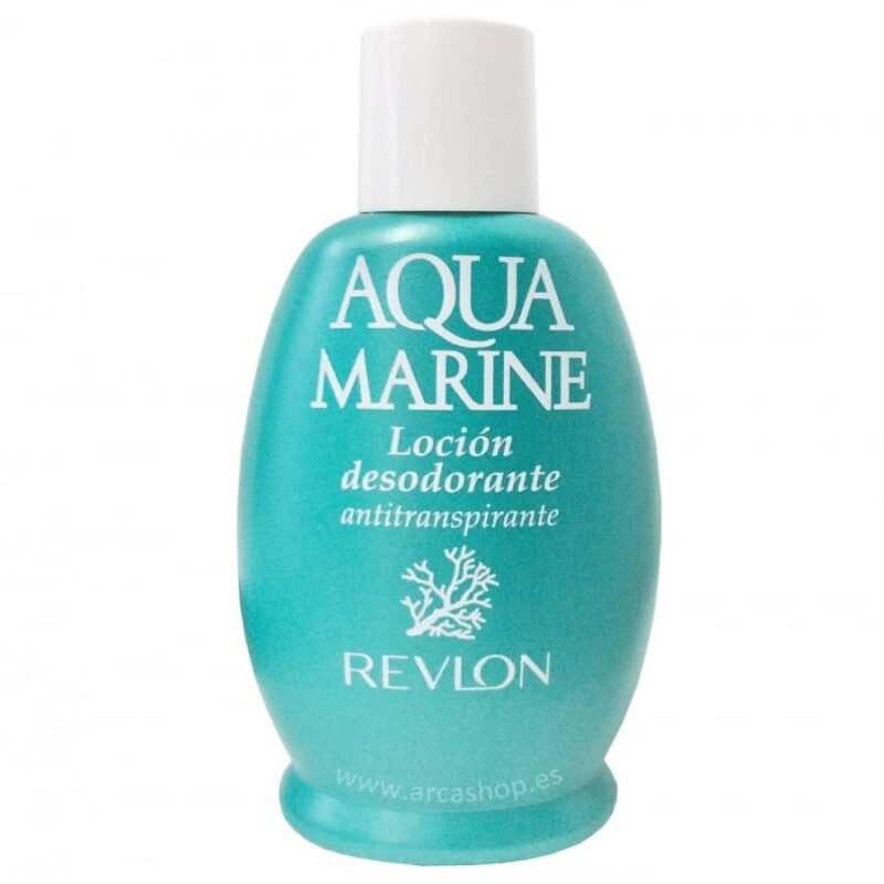 desodorante aqua marine agua marina revlon aquamarine Mandalo Spain