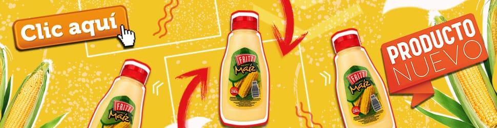 Banner Salsa Fritz