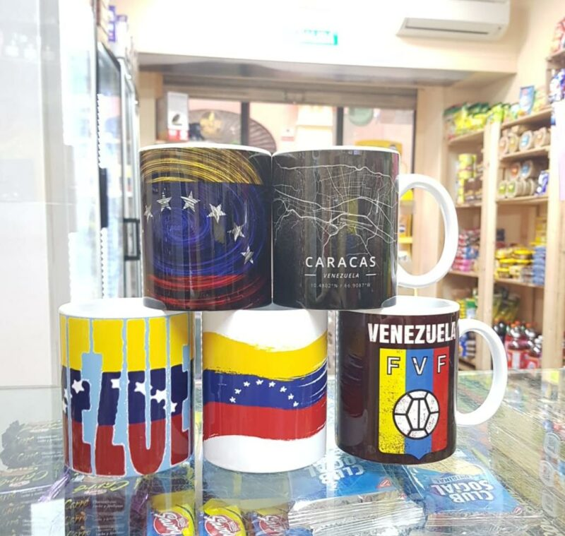 Tazas Venezuela Mandalo Spain