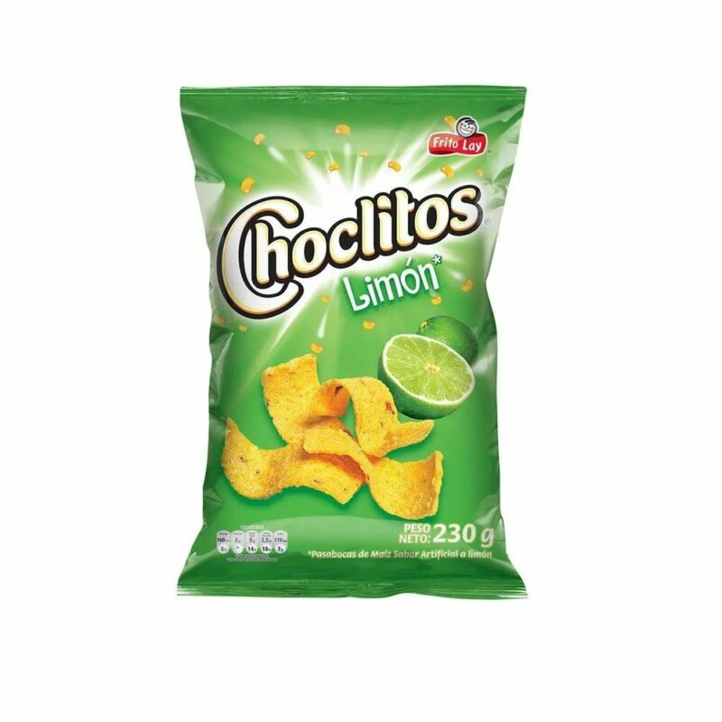 Choclito limon 230g 7702189045799 Mandalo Spain