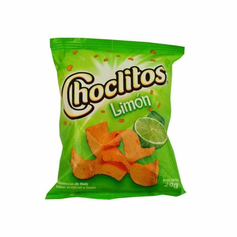 Choclito limon 27g 7702189045805 Mandalo Spain