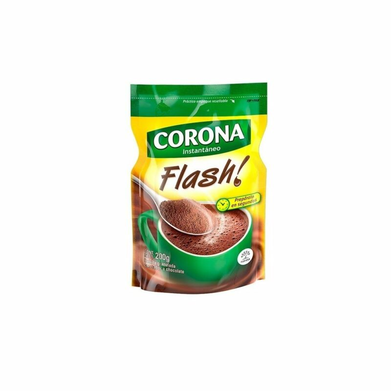 Chocolate Corona Flash 200g 7702007033618 Mandalo Spain