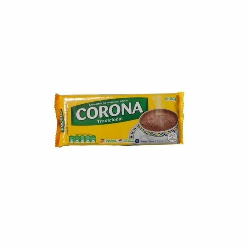 Chocolate Taza Corona 500g 7702007043396 Mandalo Spain