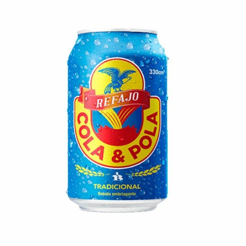 Refajo Cola y Pola Tradicional