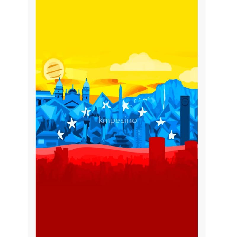 Etiqueta Amor Venezuela 62932 Pegatina Mandalo Spain