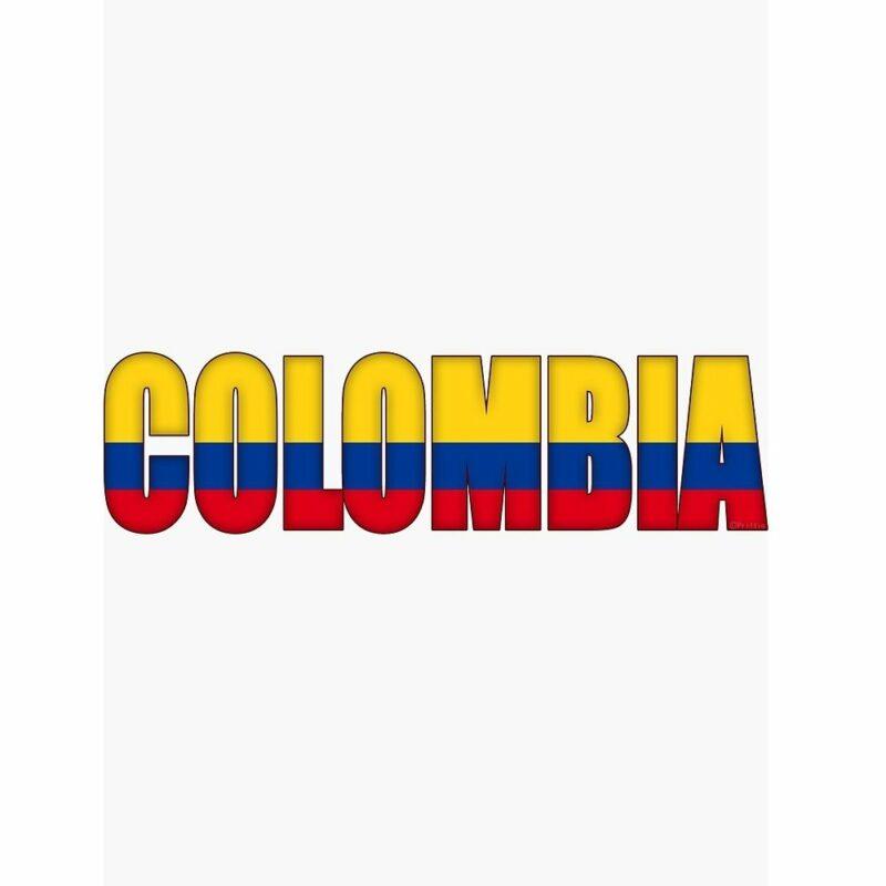 Etiqueta Colombia 72913 Mandalo Spain