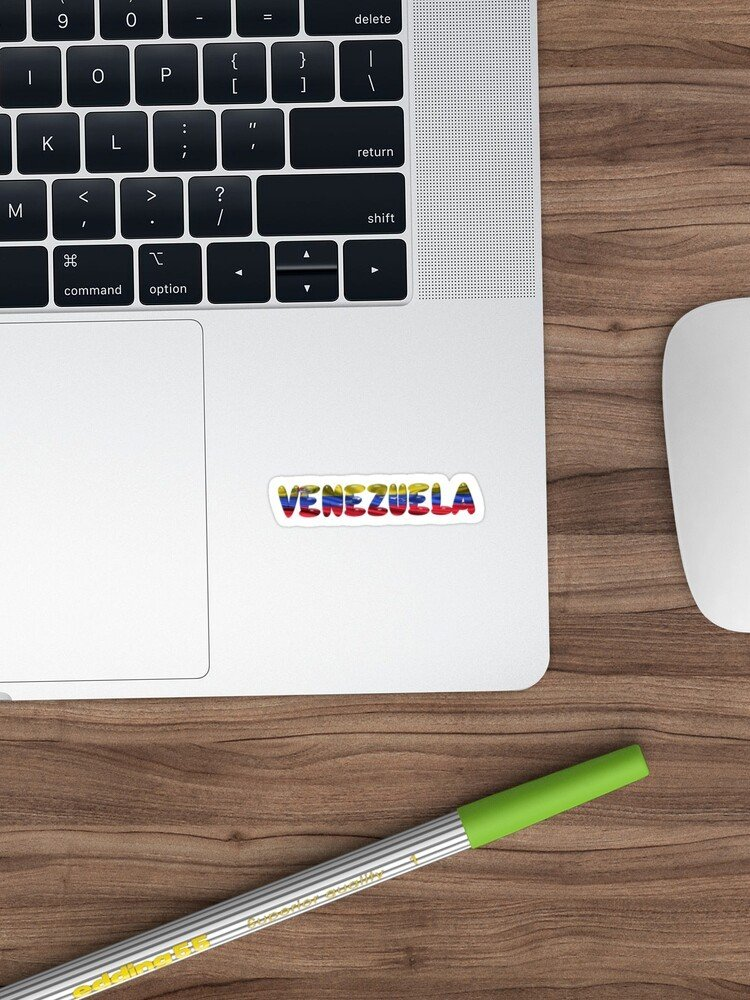 Etiqueta Venezuela 59779 2 Pegatina Mandalo Spain