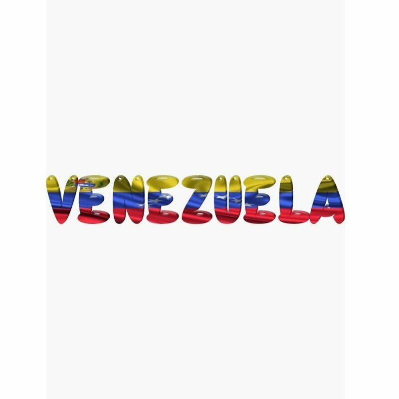 Etiqueta Venezuela 59779 Pegatina Mandalo Spain