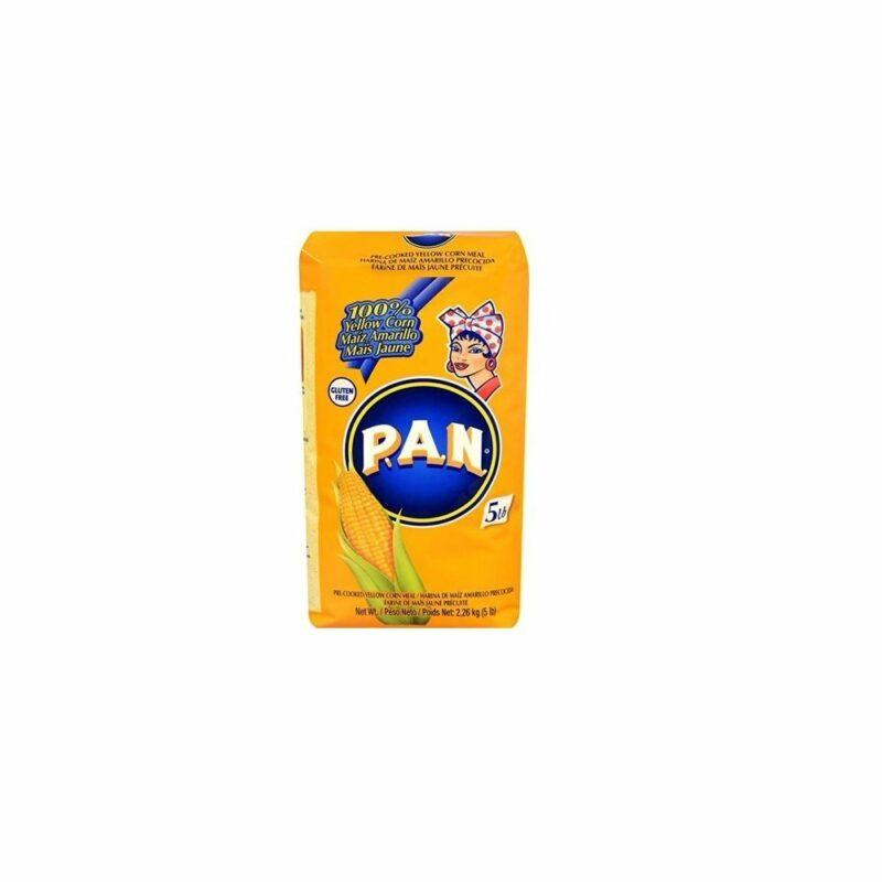 Harina PAN Amarilla 5lb 85467500502 Mandalo Spain
