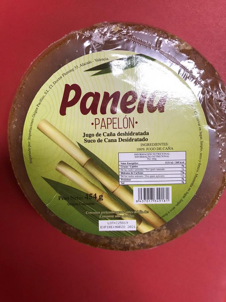 Panela Papelon 8437017349181 Mandalo Spain Panela_Papelon_8437017349181_Mandalo_Spain Mándalo Spain
