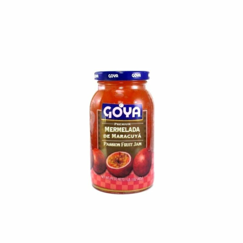 Mermelada Maracuya Fruta de la Pasion Parchita Goya 8426967021070 Mandalo Spain