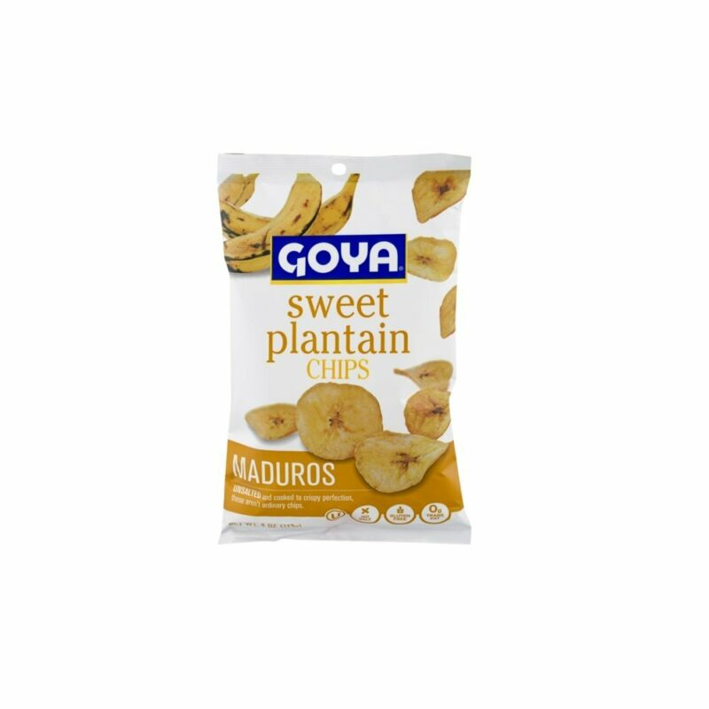 Platanitos MadurosChips 75 gr Goya 8426967048916 Mandalo Spain