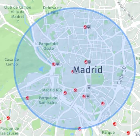 Mándalo Spain en Glovo 1