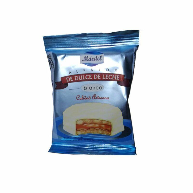 Alfajor Blanco Mardel 8425206001644 Mandalo Spain