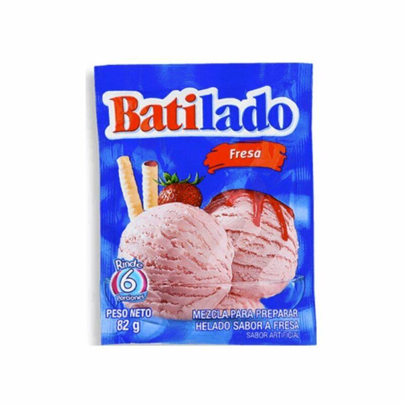 Batilado Fresa 82 gr 7702354320027 Mandalo Spain