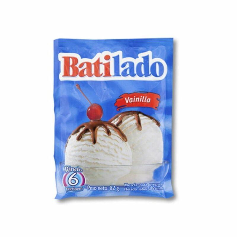 Batilado Vainilla 82 gr 7702354320126 Mandalo Spain